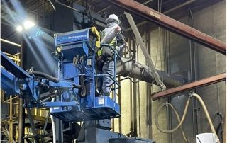 Industrial Ductwork Cleaning Services