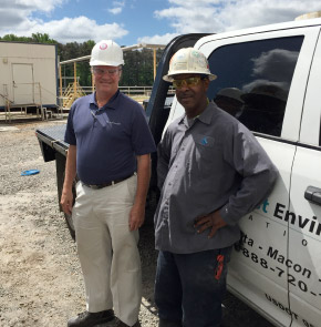 Safety Training at First Environmental