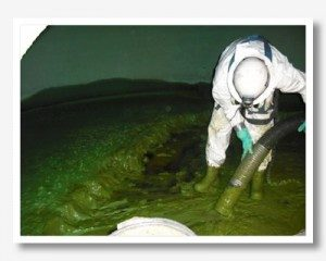 Industrial Spill Cleanup