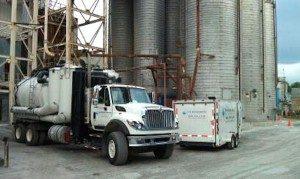 Vacuum Truck Services